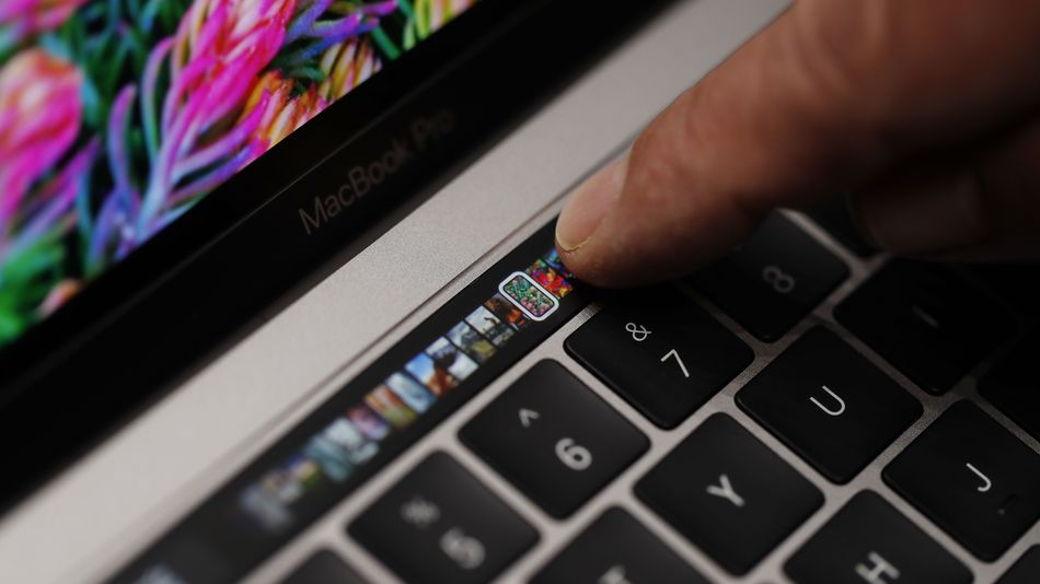 Just how durable is the MacBook Pro's Touch Bar?
