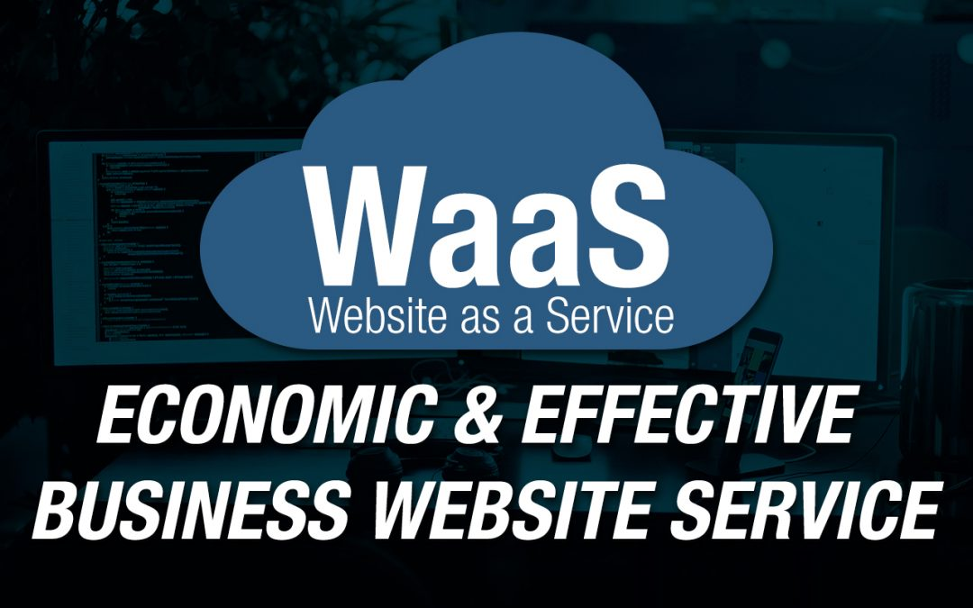 WaaS: Economic & Effective Business Website Service